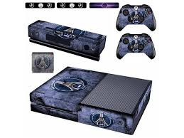 Neweggbusiness Paris Saint Germain Logo Xbox One Designer Vinyl Skin Decal Sticker For Microsoft Xbox One System Console And Two Xboxone Wireless Dualshock Controller With 5 Free Stickers Cover