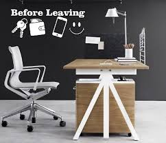 Funny Before Leaving Quote Wall Sticker Art Vinyl Living Room Hallway Decal Ebay