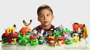 Angry Birds Clay Figures - Sculpey (UPDATED) The Ultimate ...