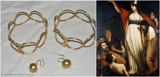 roman jewellery from 1st century ad