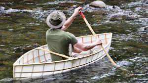 8 pound canoe build you