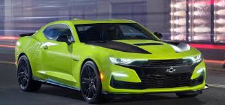 Here Are All The Different Camaro Stripes Chevy Offers Gm Authority