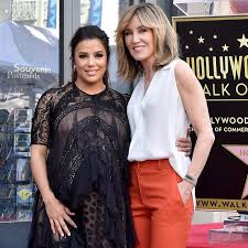 Eva Longoria says Felicity Huffman was 'humbled' by college ...