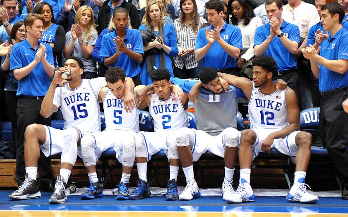 Image result for Kyrie Irving Injury Could Be Season-Ending, But Coach K and the Duke Blue Devils Still Have Sights Set On Defending Title""