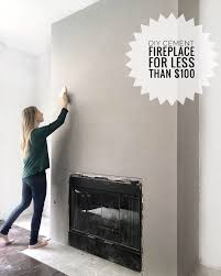 diy fireplace designs that will give