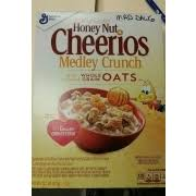 general mills cheerios oat and wheat