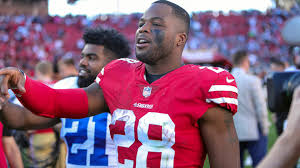 Carlos Hyde opens up on future with 49ers: 'I spoke to my agent ...