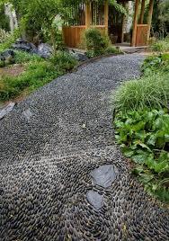 52 amazing pebble garden paths digsdigs