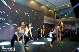 fitness zone gathering