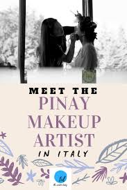 pinay makeup artist in italy
