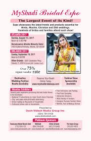 myshadi bridal expo 2017