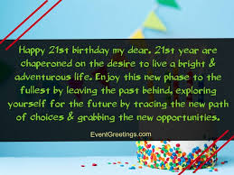 extraordinary st birthday quotes and wishes love