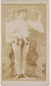 Issued by Kinney Brothers Tobacco Company | Ada Russell, from the Actresses  series (N245) issued by Kinney Brothers to promote Sweet Caporal Cigarettes  | The Met