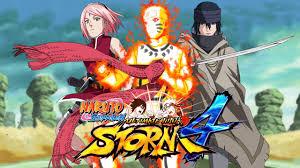 Naruto Shippuden Ultimate Ninja Storm 4 - The Last Team 7 vs War Team 7 -  YouTube