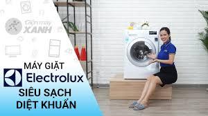 Máy giặt Electrolux 8 kg EWF12843 - Điện máy XANH