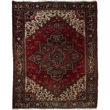 pre owned hand knotted persian rug 2