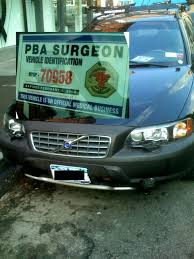 Want The Best Deal On Parking Get Yourself A Police Surgeon Placard Streetsblog New York City