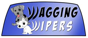 Welcome To Wagging Wipers Llc Fun Tail Wagging Animal Car Stickers
