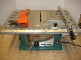 Makita 2708 Portable Tabletop Table Saw 4500rpm 12a 300 00 Picclick