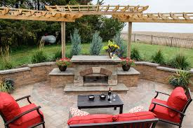 outdoor fire pits landscaping design