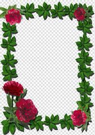 إطارات زهرة الإطار الأزهار Png