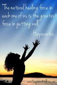health wellness quotes natural healing force sagewood wellness