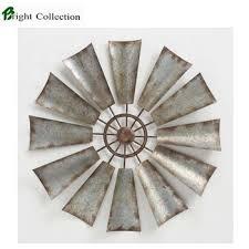 metal windmill wall decor metal