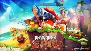 Angry Birds Epic The Apocalyptic Hogriders Event First Look - iOS ...