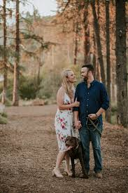 Adela + Scott Los Angeles Woodsy Engagement — Eve Rox Photography ...