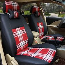 linen cloth car seat covers for lexus