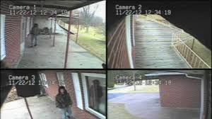 Court releases video from Smith house