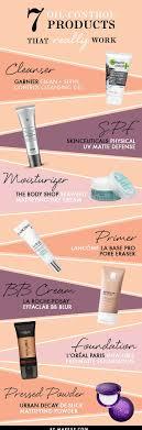 makeup routine for oily skin saubhaya