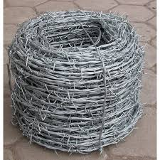 Bigtokyo 150 Meters Iron Barbed Wire Roll Fence Barbed Wire Shopee Philippines