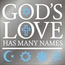 God S Love Window Decal Interfaith Resources