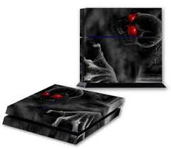 Zombie Monster Ps4 Skin Vinyl Decal Playstation 4 Console Designer Sticker 185 Ebay