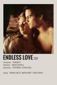 Alternative Minimalist Movie/Show Polaroid Poster - Endless Love in 2020 |  Indie movie posters, Indie movies, Beloved film