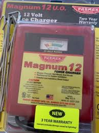 Parmak Magnum 12 Mag12uo Low Impedance Electric Fence Charger Battery Powered Walmart Canada