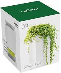 legrow self watering indoor planter