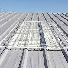 r panel corrugated skylight screens