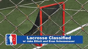 Duane Jacobs, Kaleb Toth: Lacrosse Classified - Lacrosse All Stars