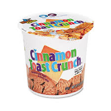 cinnamon toast crunch cereal single