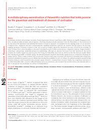 pdf a multidisciplinary reconstruction