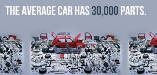 The average car has 30,000 parts, how... - Car-X Tire & Auto | Facebook