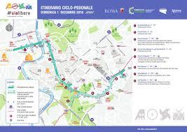 Torna #ViaLibera domenica 1 Dicembre | Roma Servizi per la Mobilità