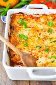 Quick and Easy Vegetable Lasagna - The Seasoned Mom