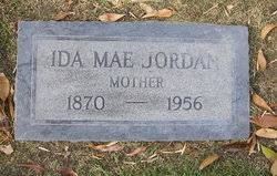 Ida Mae Conrow Jordan (1870-1956) - Find A Grave Memorial
