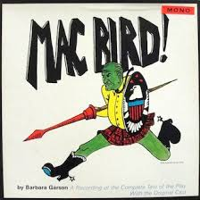 Barbara Garson - Mac Bird by Barbara Garson (2 Lp Box Set w ...
