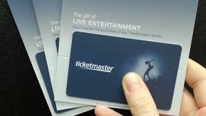 ticketmaster gift cards egift cards