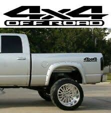 Decals Stickers For Dodge Ram 2500 For Sale Ebay