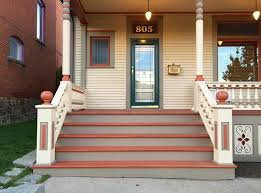 Cedar Wood Porch Rail System For Robust Traditional Porches